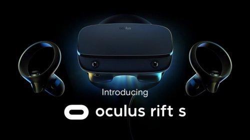 Oculus Quest vs Oculus Rift S: Inside out tracking, no external